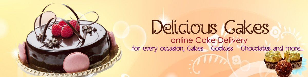 Cakes delivery in Kakinada day
